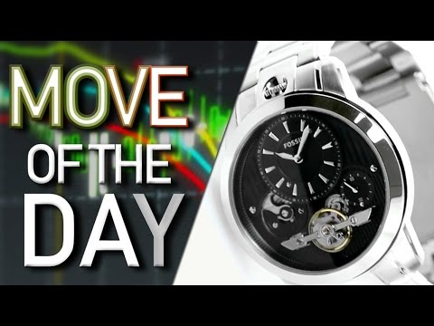 Shares of Fossil Group Fall 16% After Earnings Miss, Lower 2015 Guidance