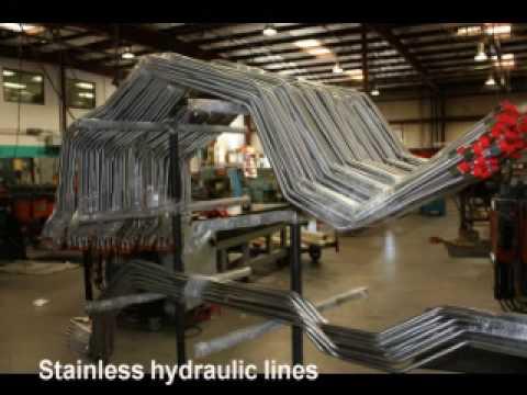 SF Tube California CNC Tube bending