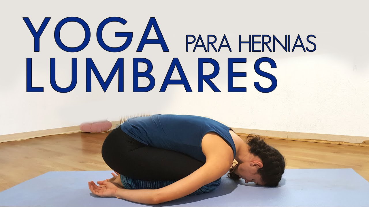 Yoga Restaurativo Lumbares Youtube