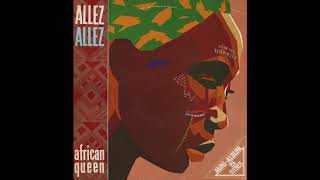 allez allez african queen 1981 full album