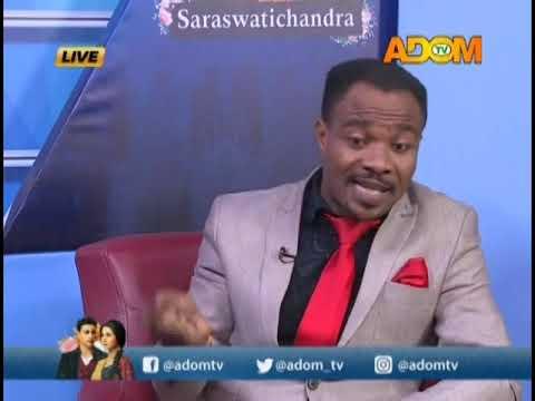 Saraswatichandra Chat Room - Adom TV (26-4-19)
