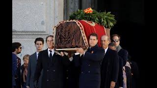 EN DIRECTO   La exhumación de Francisco Franco