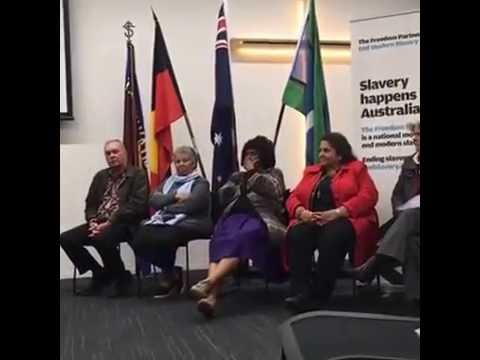 Australian South Sea Islander Recognition Day 25th August 2016 - release of blackbirding map