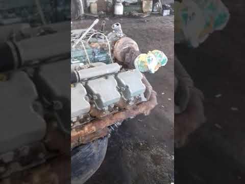 Капитальный ремонт двигателя ямз-7511
