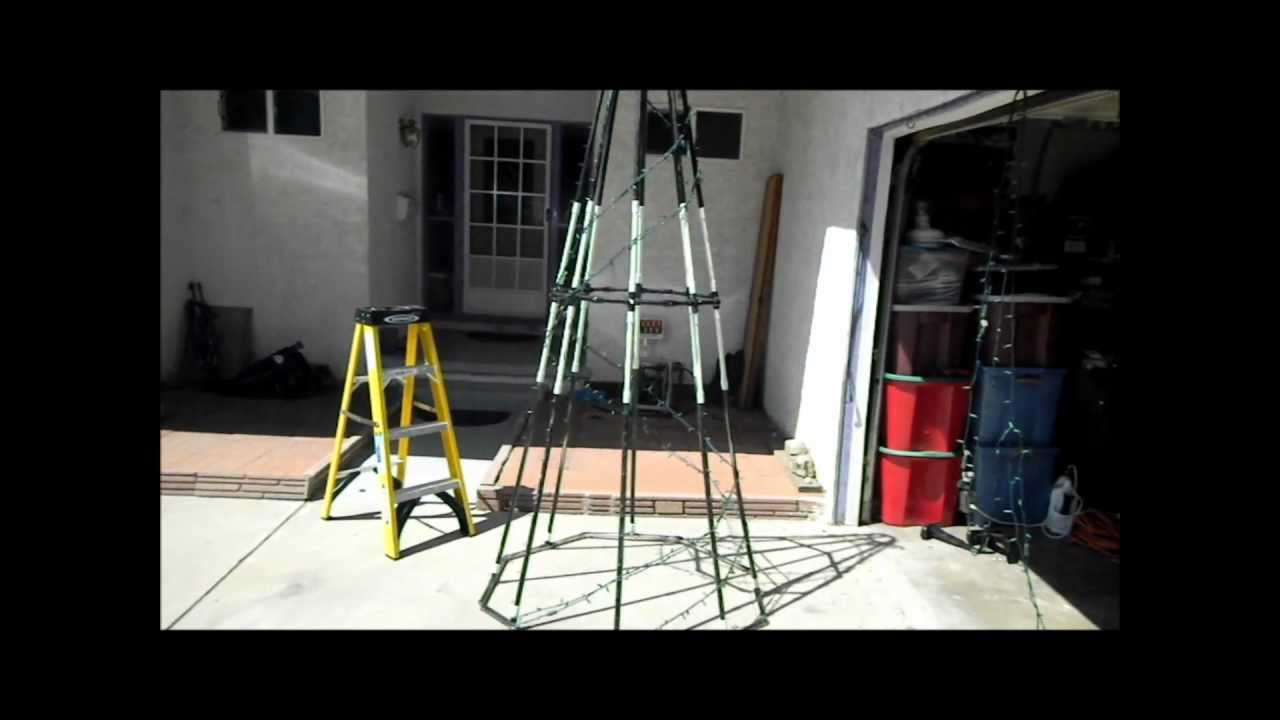 How to make a pvc spiral tree update youtube aloadofball Choice Image