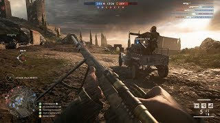 Battlefield 1 Conquest Gameplay (No Commentary)
