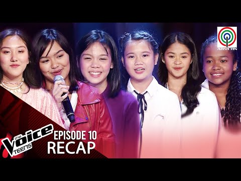 All of the Best Moments from Day 10 of 'Blind Auditions' | The Voice Teens 2020 Recap