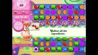 How to beat Level 962 in Candy Crush Saga!!