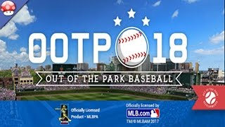 Out of the Park Baseball 18 Gameplay (PC HD) (OOTP 18 Gameplay)