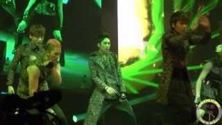 [HD.Fancam] 131026 Vizit Korea 2013 In SG - NU'EST Action