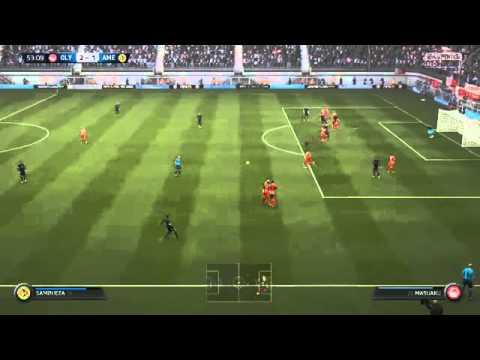 FIFA.tv: TFSerie B: MD 2: Olympiakos (3) - Club America (1)