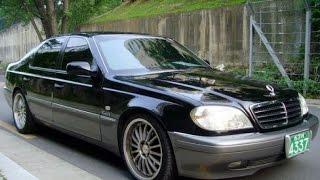 Почти Mercedes-Benz w140 SsangYong Chairman