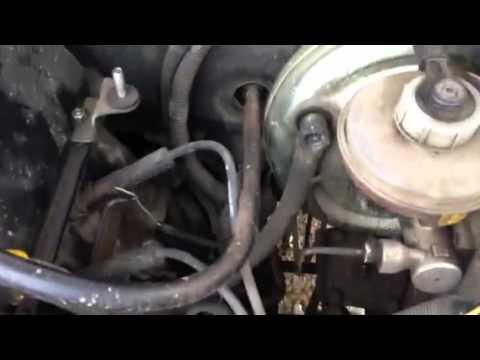 Замена радиатора отопительный на Шниве