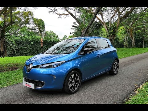 Renault ZOE review -   By Revv Evolution