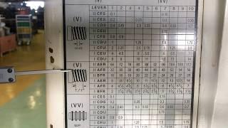 Как настроить токарный станок для нарезания резьбы