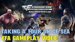 CrossFire SEA - Taking a tour