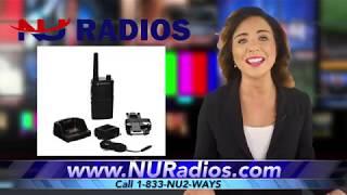 MURS FCC License Free Motorola RMM 2050 VHF Radios 2W 5CH presented by NURadios.com