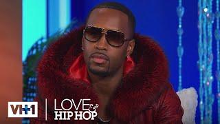 Safaree Samuels & Rosa Acosta Get Feisty Over Nikki 'Sneak Peek' | Love & Hip Hop: Hollywood