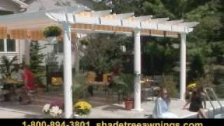 Shadetree Canopy Retractable Awning: How It Works