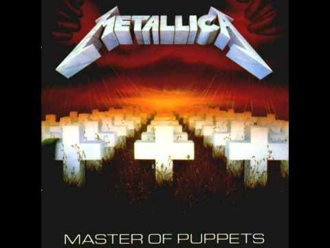 Metallica  Master Of Puppets HD