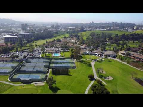 Oceanside, CA - El Camino Country Club-Golf Course by Drone | DJI Mavic Pro