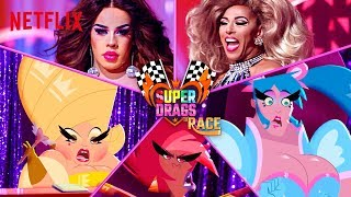 Super Drags Race