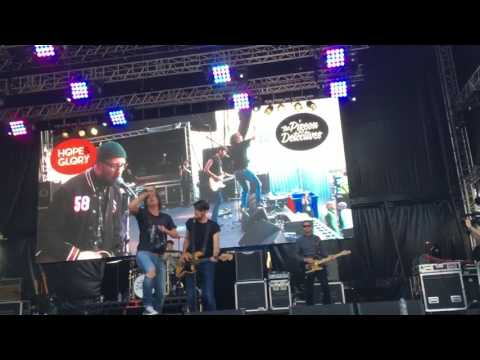 The Pigeon Detectives - I Found Out (Live at Hope & Glory Festival 2017)