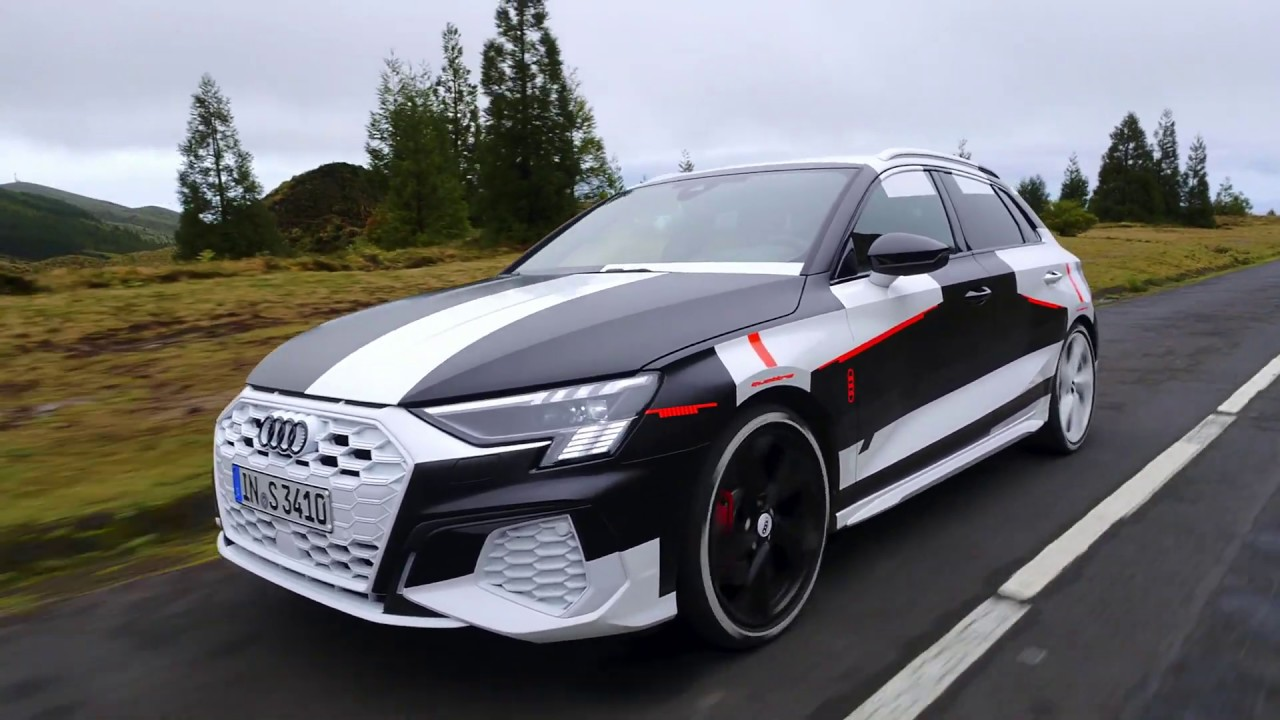 2021 Audi S3 Sportback official preview video - YouTube