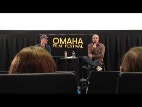 Hawk Ostby and Jake Lavender discuss screenwriting at the O