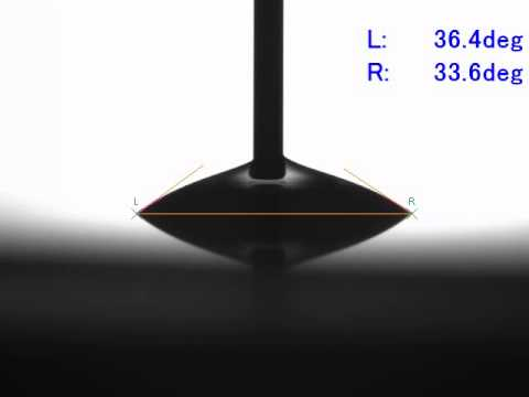 Du Nouy Ring Tensiometer Du Noy Ring Method Surface