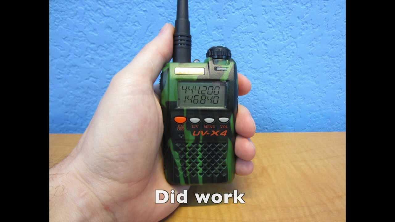 HAM / GMRS / CB Radio comparisons for emergencies