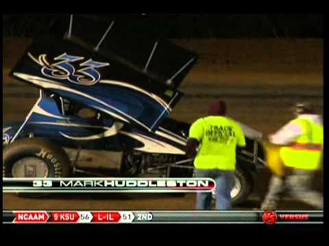 2010 ASCS Arkansas Short Track Nationals (Night 2) Part 1 of 4
