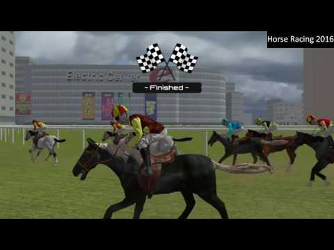 Horse Racing 2016 Ps4 Game Review Youtube