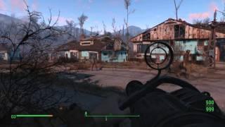 Fallout 4 090 - Испепелитель, Рекс и Силач