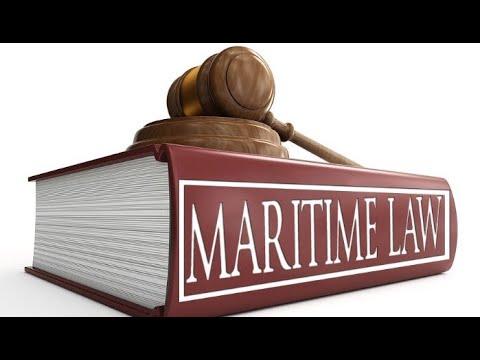 Jordan Maxwell - Maritime Law
