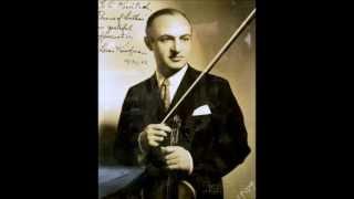 Louis Kaufman - Khachaturian: Violin Concerto in D minor