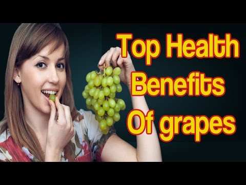 Health Benefits of Grapes - top 10 grape benefits - health benefits of grape