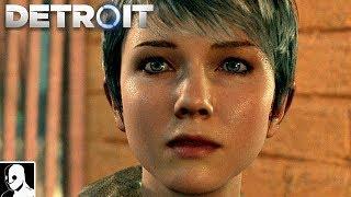 Detroit Become Human Gameplay German #9 - Auf der Flucht - Let's Play Detroit Become Human