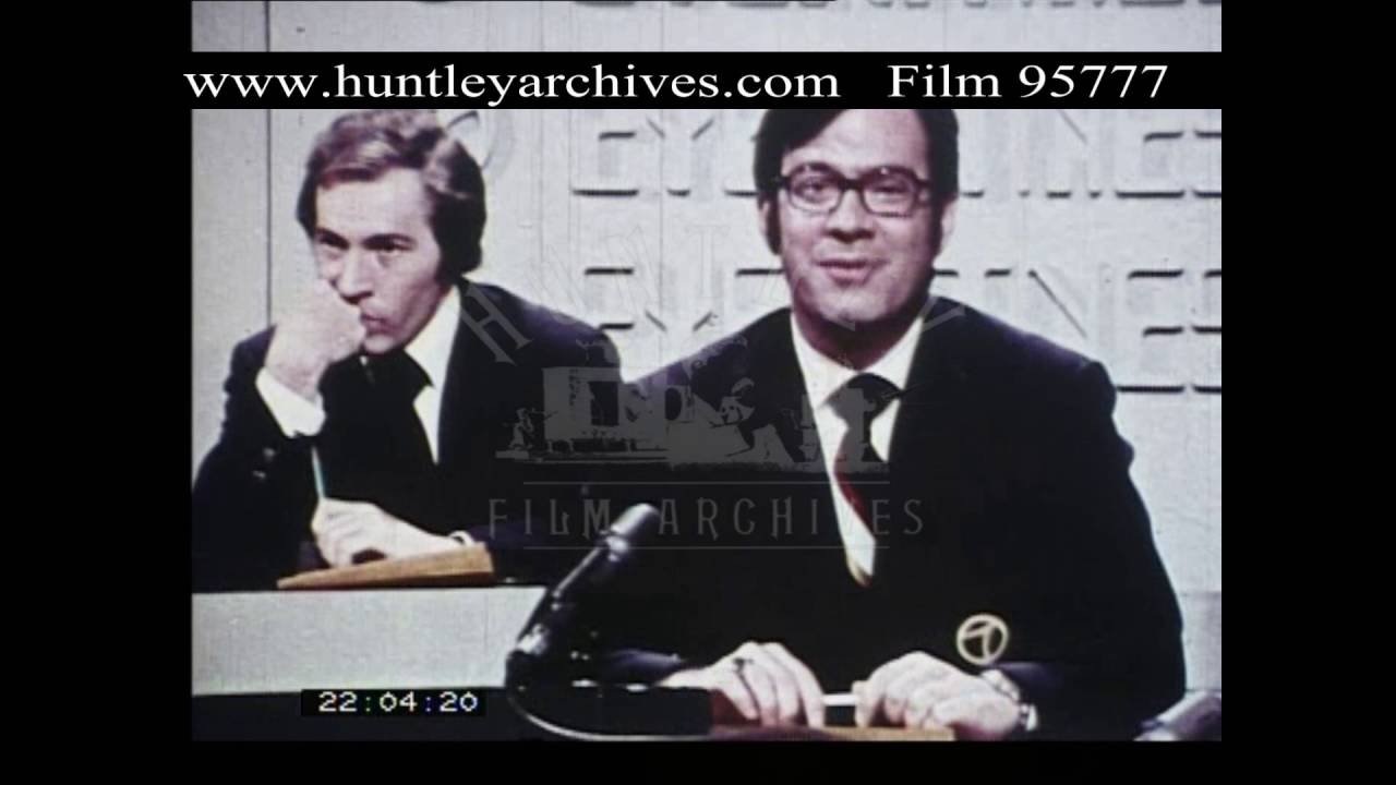 News Anchors, 1970s - Film 95777
