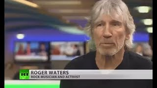 Pink Floyd's Roger Waters  US escalation around the world 'desperately dangerous'