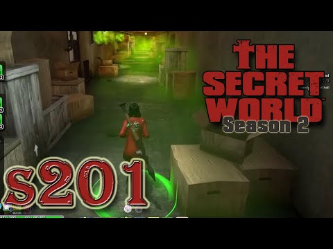 The Secret World S2.201 - One Kill Ahead Part 2 - Apartment Security