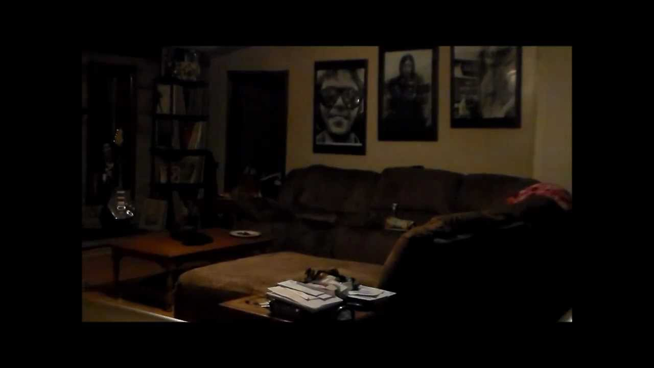 Attractive Ghost Moving Objects In My Living Room! What Is This Thing?! Part 5