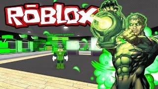ROBLOX-Super Heroes Factory 18 (Super Hero Tycoon!)
