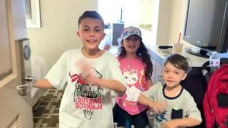 Hotel Room Tour - HZHtube Kids Fun Vlog