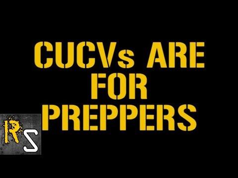 CUCVs Are For Preppers: M1009 Blazer for SHTF