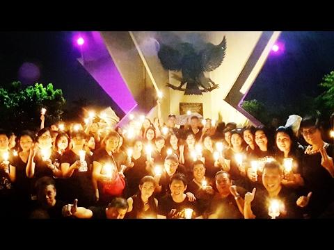 Video full Bantahan aksi Lilin Palembang meneriaki adzan