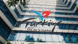 Turkey.  One day in Istanbul