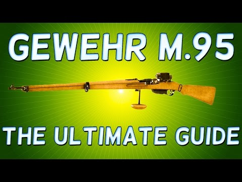Battlefield 1 GEWEHR M.95 MARKSMAN! The BEST Sniper Rifle or the EASIEST Sniper Rifle?