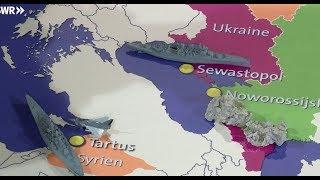 Welt-Geopolitik - Russland gegen USA gegen China