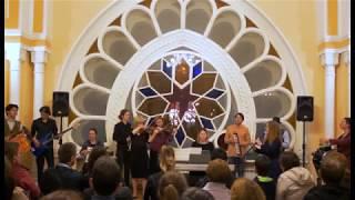Концерт «Музыка еврейской свадьбы»-2/Ночь музеев в Синагоге Петербурга 21.05.2017